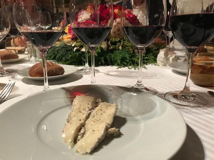 Brie de Meaux aux truffes d'ete