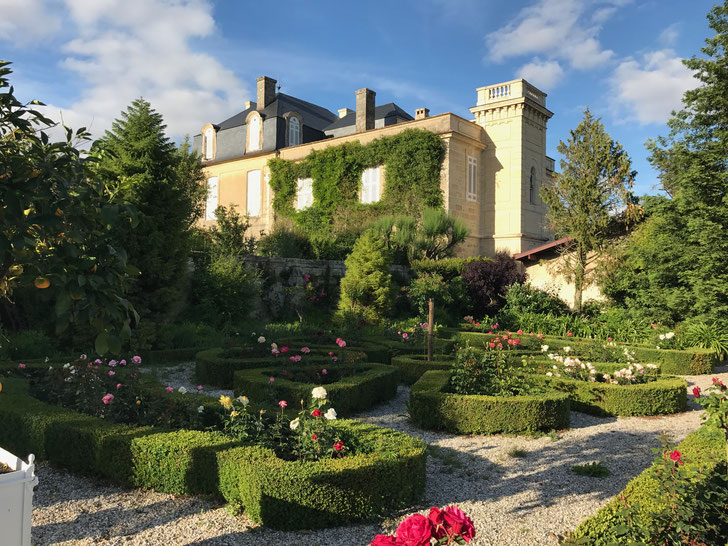 Gardens of Chateau Langoa & Leoville Barton