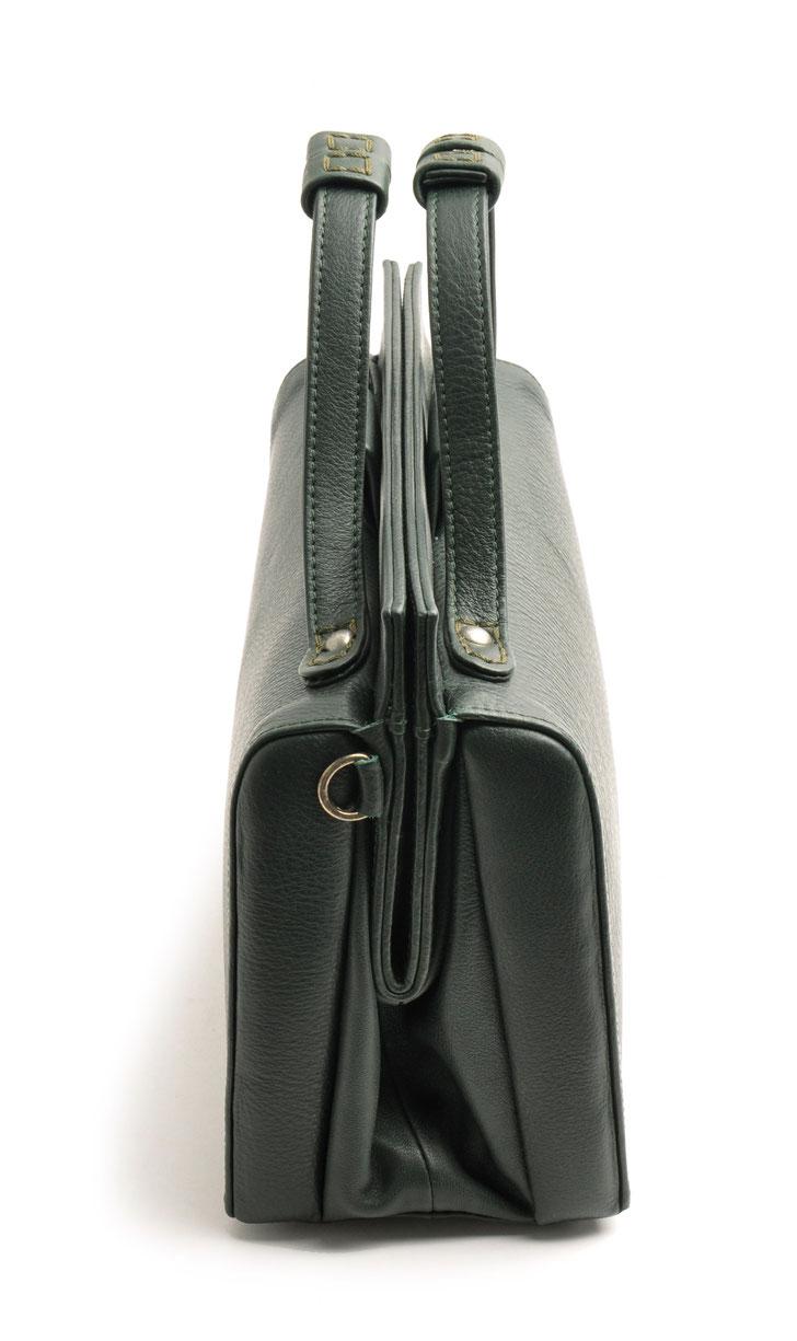 OWA Tracht Ledertasche Designertasche grün versandkostenfrei bestellen