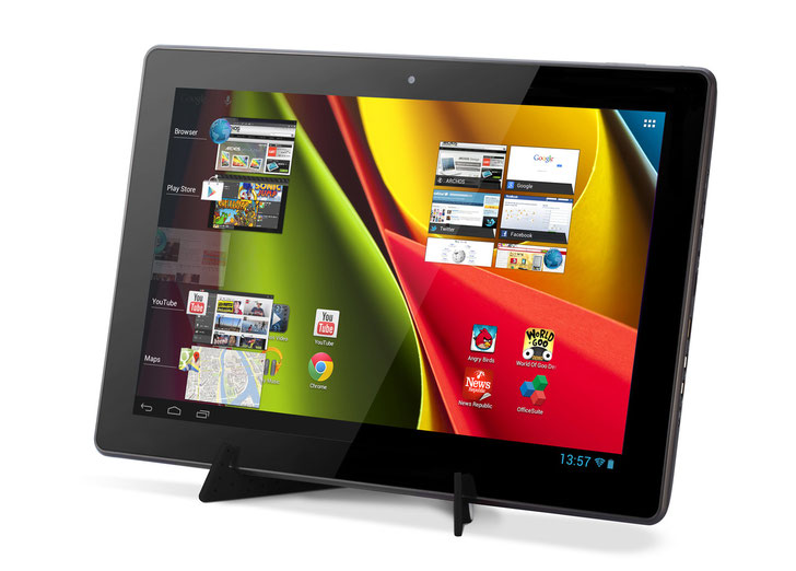 Archos familypad 2 European Consumers Choice Awards