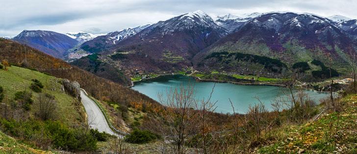 Lago di Scanno, Abruzzo