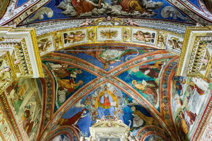 Santa Maria delle Grazie, Alanno