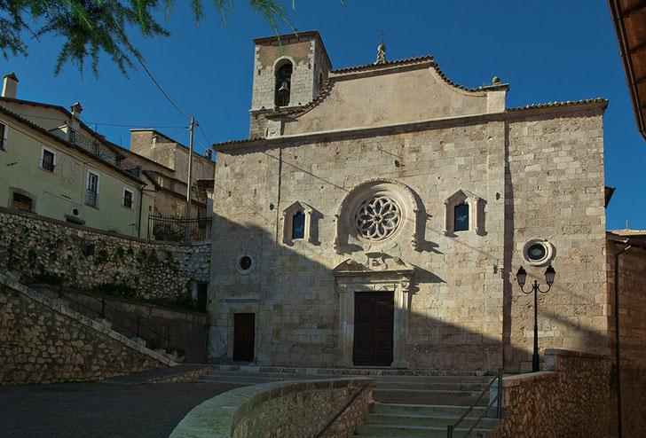 Ortona dei Marsi, San Giovanni Battista