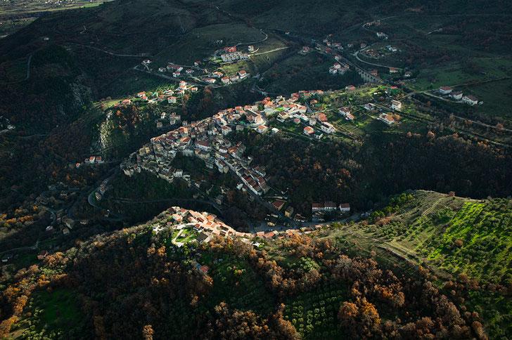 Prezza, Abruzzo aquilano