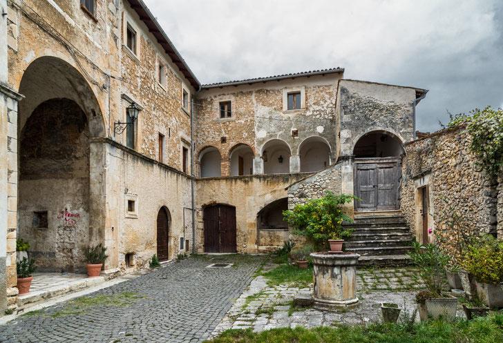Goriano Valli, Valle subequana L'Aquila