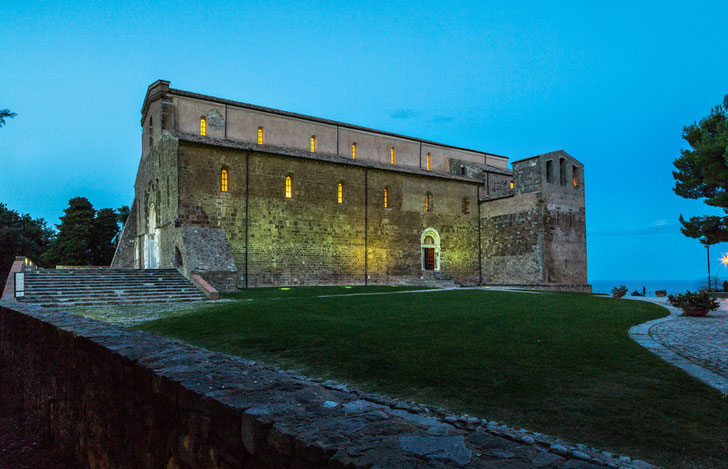 San Giovanni in Venere, Fossacesia
