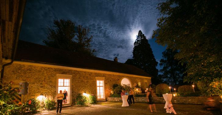 Catering Schloss Altenhof Hochzeit