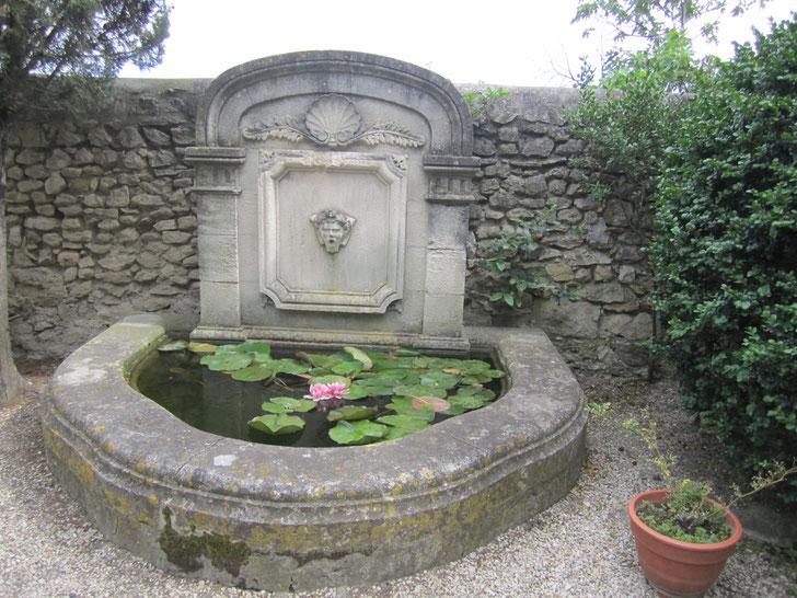 Bild: Les Jardins de l´Abbaye Saint André i n Villeneuve-lès-Avignonleneuve-lès-Avignon