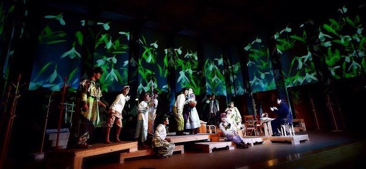 名古屋オペラ協会の日本語オペラ