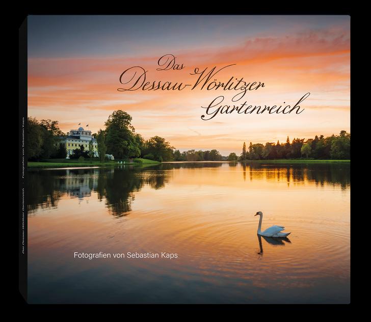 Bildband Dessau-Wörlitzer Gartenreich von Sebastian Kaps