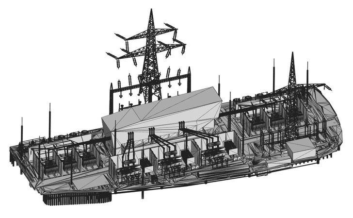 Bim-Modell 3D-Druck