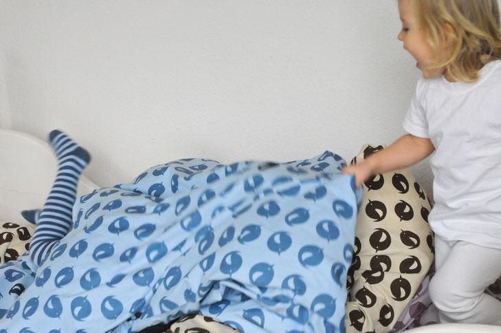 ökologische Kinderbettwäsche