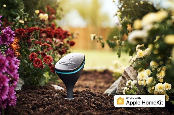 Apple HomeKit, Gardena HomeKit, Bewässerung Apple HomeKit