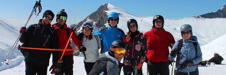 Groot aanbod groepsreizen naar de Wintersport