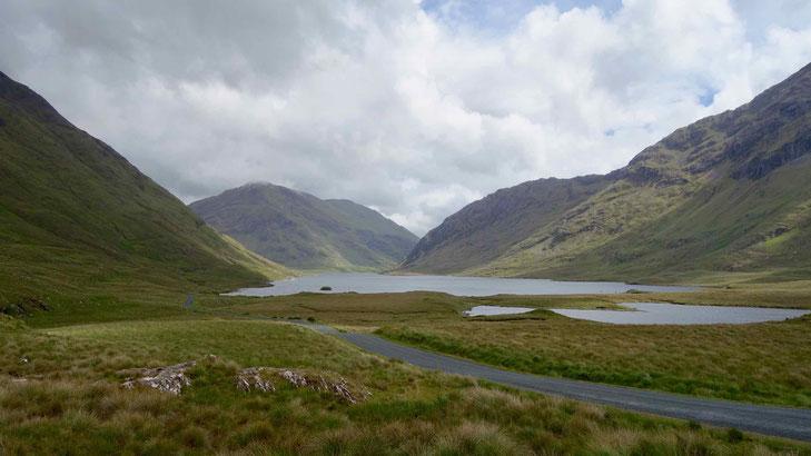 County Mayo, Irland Reise.