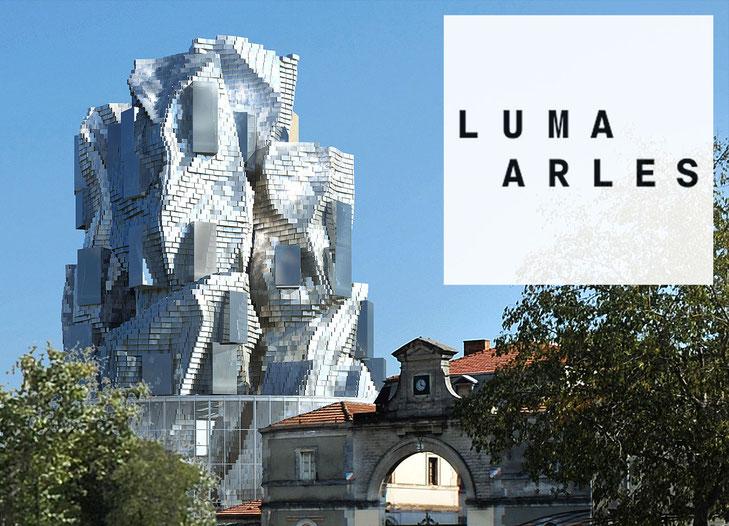 Fondation Luma à Arles