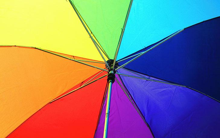 Alle Farben: 70 Jahre Menschenrechte