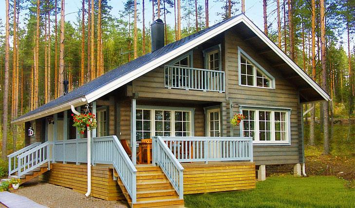 maison bois en kit a vendre