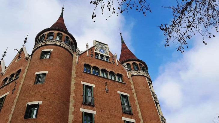 Дом со Шпилямии в Барселоне