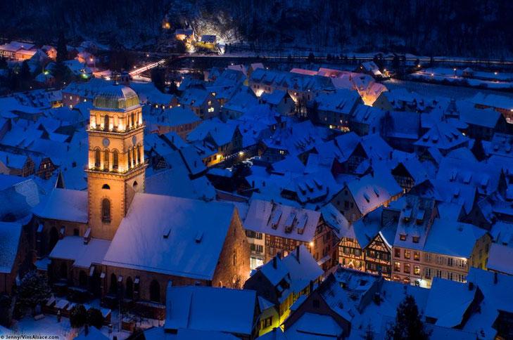 Noël à Kaysersberg ! Authentique et Magnifique