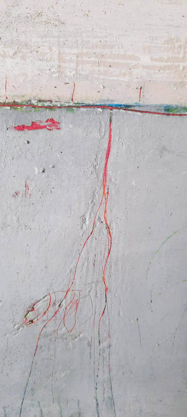 graues  bild detail