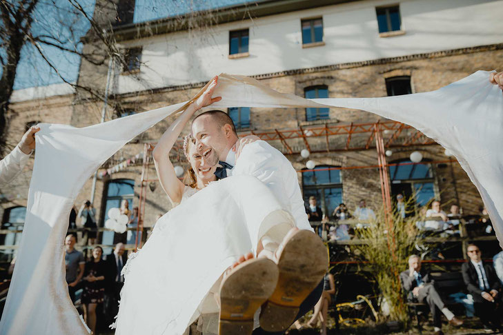 Hochzeitsfotograf Krokodil Köpenick