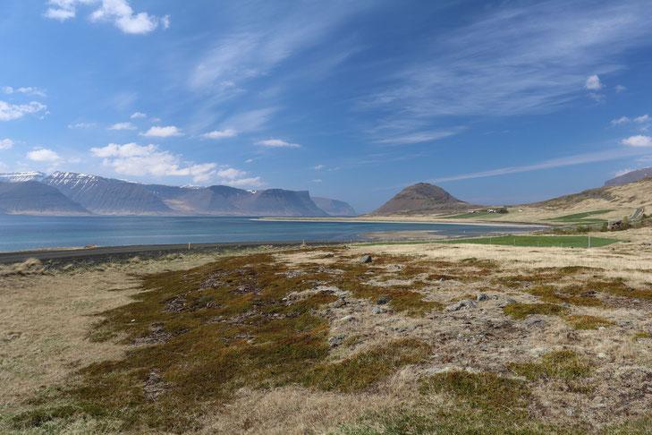 Einsame Fjordlandschaft in den Westfjorden - Exklusive Islandsrundreise von My own Travel ©My own Travel
