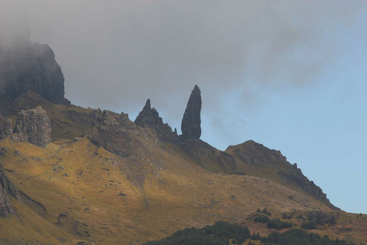 "Felsnadel ""Old Man of Storr"" auf Skye"