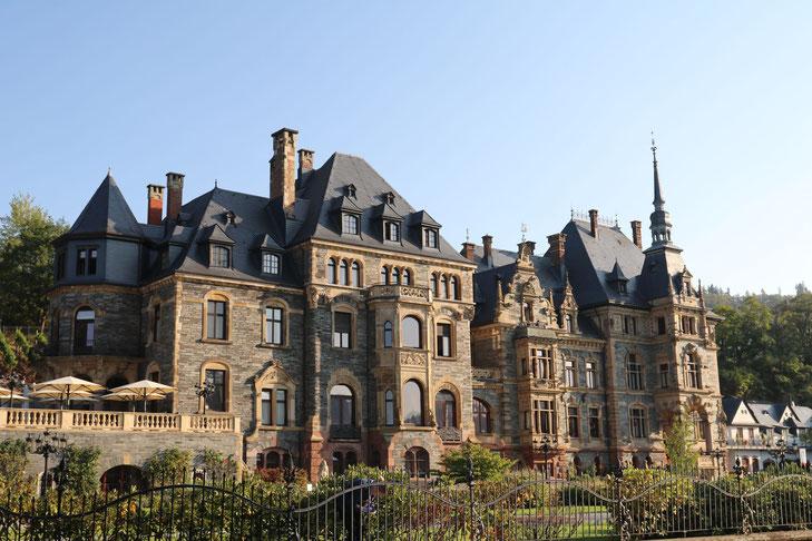 Neu restauriertes Schlosshotel an der Mosel