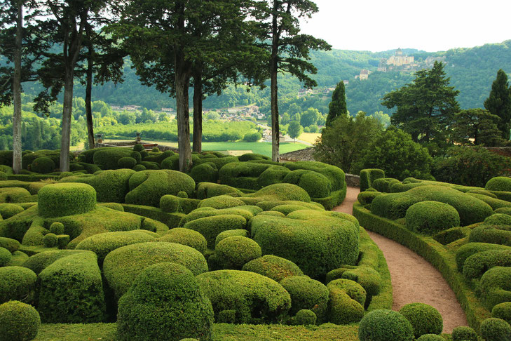 Gärten von Marqueyssac