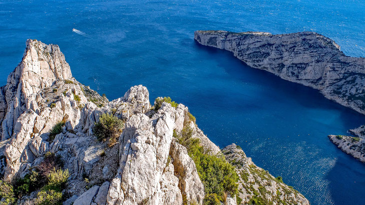 Calanques bei Marseille