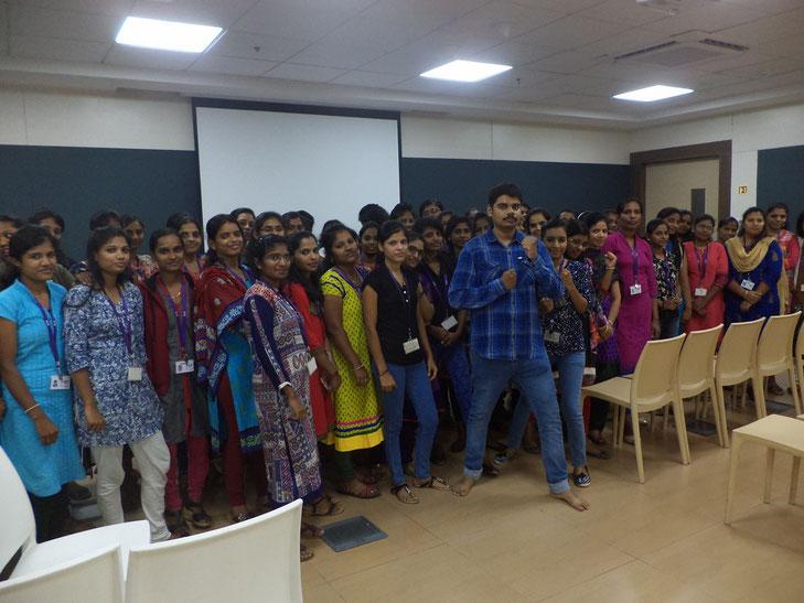 Bangalore 2nd Batch  Rohit Kumar instructor fdkm india