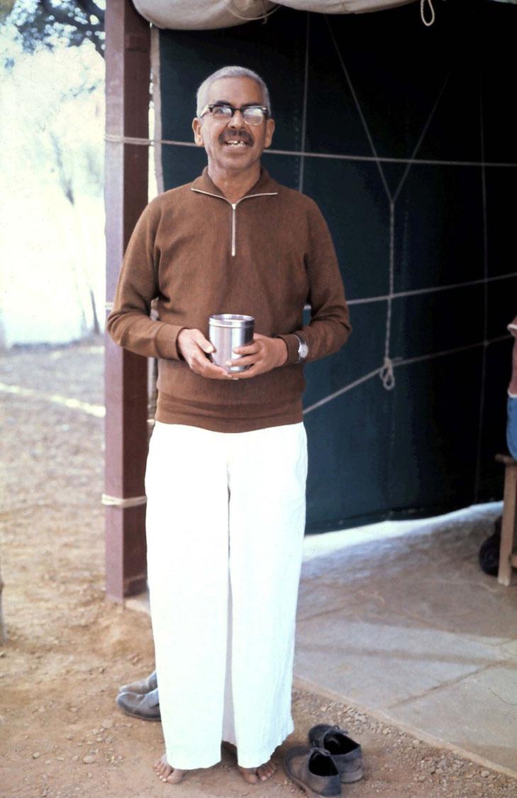 U.Meherabad 1975 - photo taken by Anthony Zois