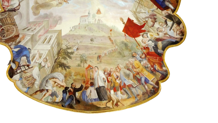 Wallfahrtskirchen