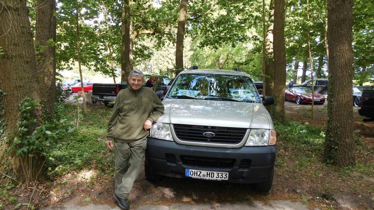 Bild: US-Car Treffen Hambergen, HDW, USA, Amerika,