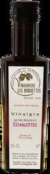 Vinaigre de Vin et échalottes