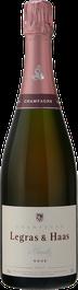 Champagne Legras & Haas Brut Rosé
