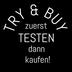 Try and buy, Try & buy, Testen, Leihgeräte, Kameras, Objektive, Blitzgeräte, Drucker, beim Kaufentscheid, Geld zurück, Miete, mieten, Drucker, Beamer, Stative,