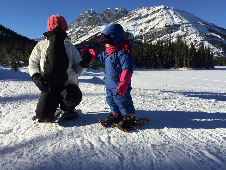 Babywearing in winter with makemybellyfit jacket extender