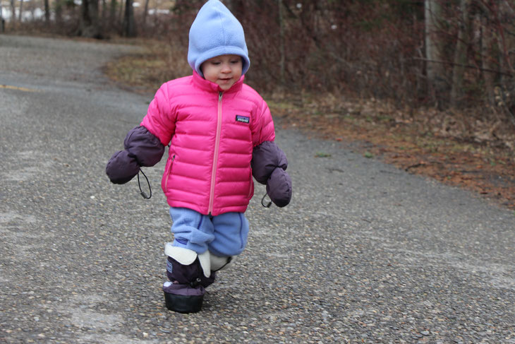 Stonz wear patagonia baby winter