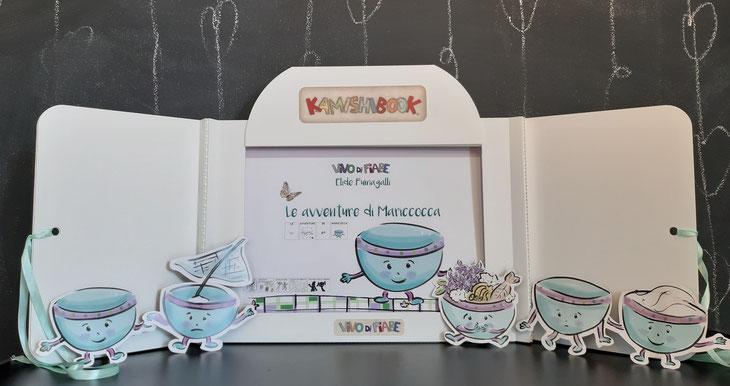 Kamishibai con il libro tazza latte bullismo  libri racconti valigia vendita teatrino burattini caa comunicazione aumentativa e alternativa teatro delle ombre audiolibro cos'è