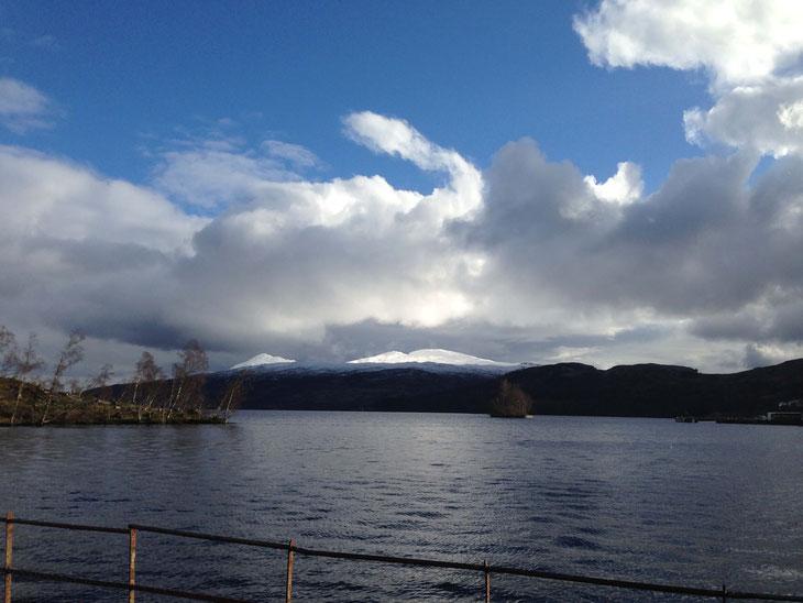 Loch Katrine im Februar 2017