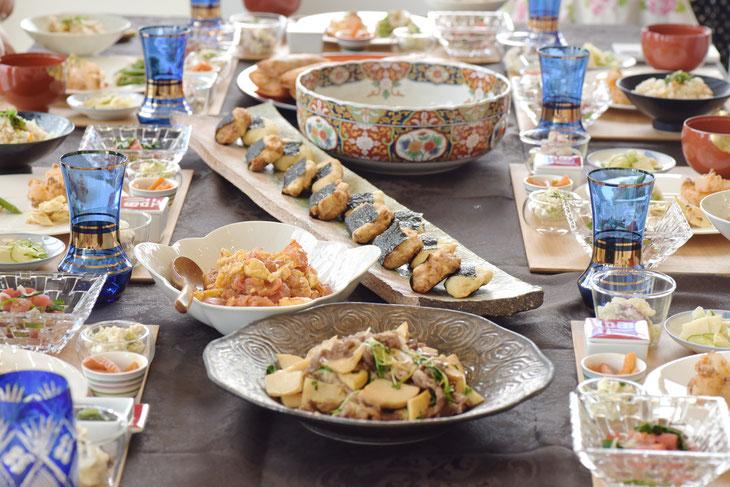 お料理教室 料理教室 大阪 習い事 クッキングスクール