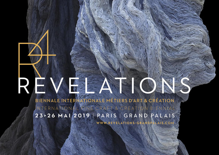 Franck Chartrain Collection will be at the show Revelations 2019 / Franck Chartrain Collection sera présent au salon Revelations 2019