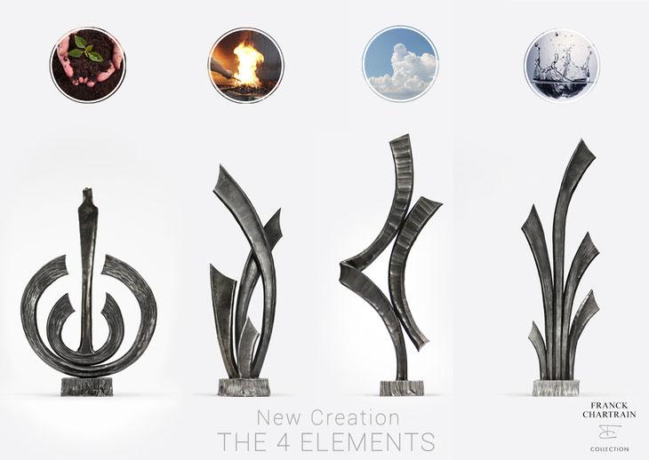 The 4 Elements ® / Les 4 Eléments ®