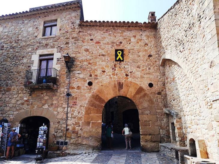 Пальс - живописные места Каталонии