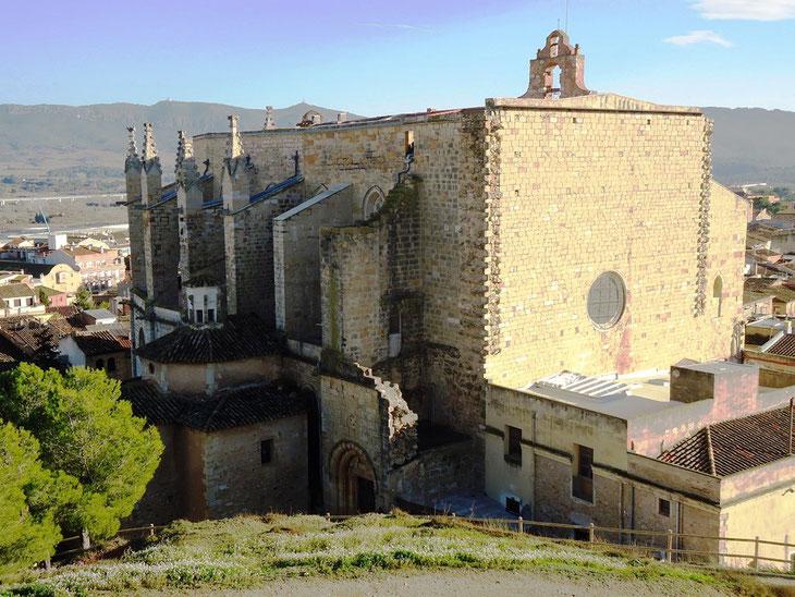Средневековый Монблан (Каталония)