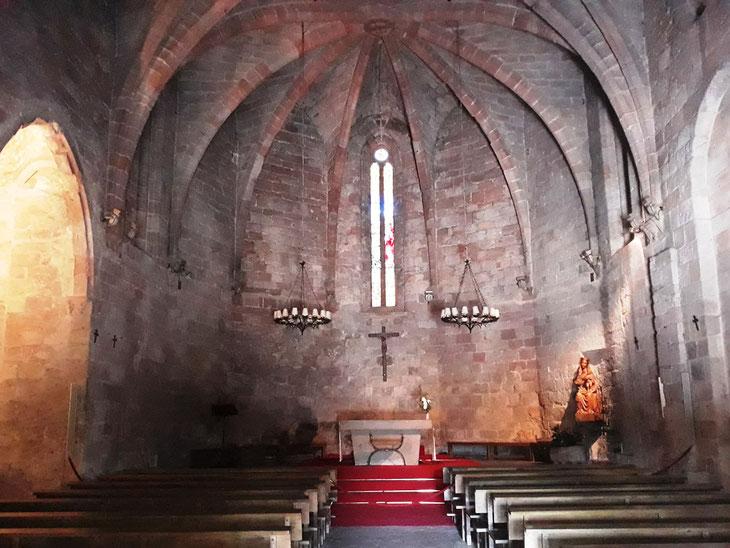 Пальс - церковь Святого Петра