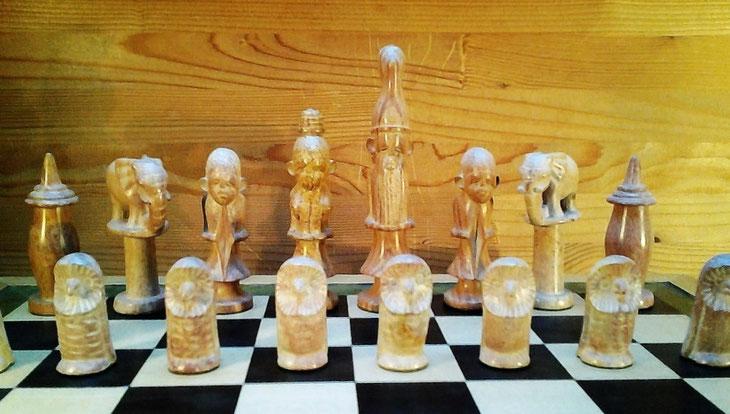King 11cm    Pawn 4cm