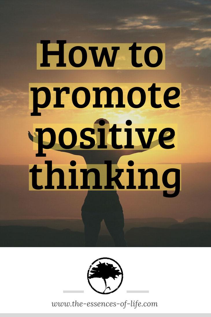 Positive Gedanken Gedankenmuster